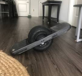 One Wheel Pint