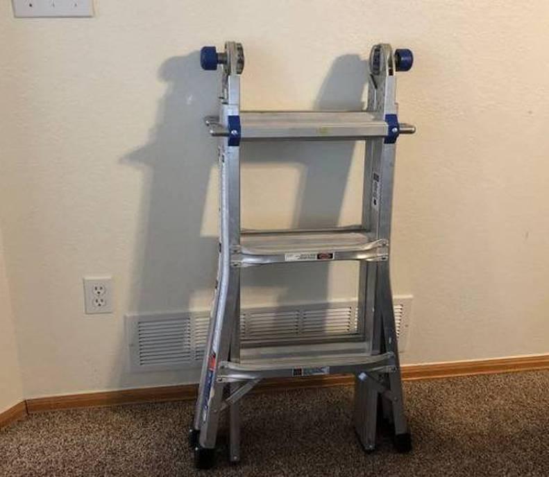 13' Werner Ladder for Rent