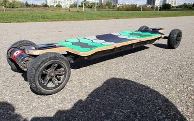 Evolve electric skateboards rental in Toronto