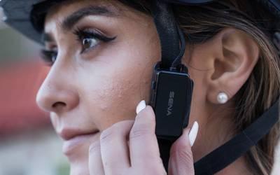 Bluetooth intercom for helmets (single)