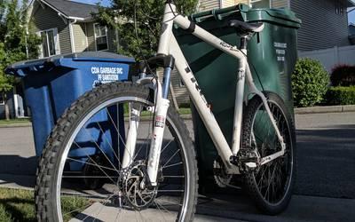 Bike rental in Post Falls