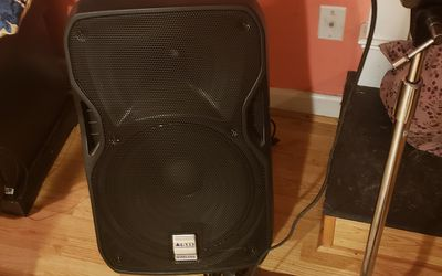 Event audio speaker systems rental in Virginia Beach