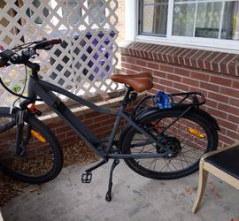 E-Bike: Ride1up 500