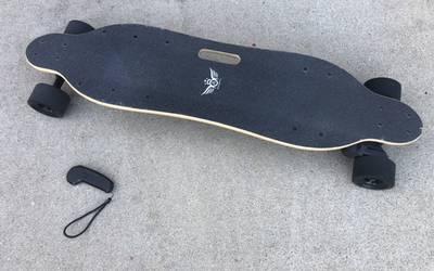 X1 Apsuboard Electric Skateboard
