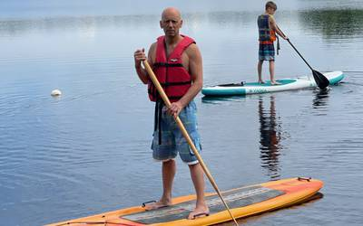Stand Up Paddle Board rental in Byron