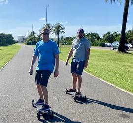 Backfire Zealot-v1 Electric Skateboard (14-17mi)