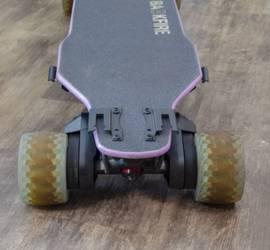 NEW Backfire Zealot S Belt Drive Electric Skateboard