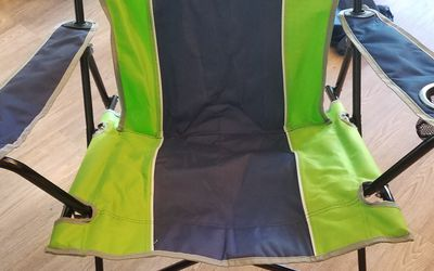 Camping chair rental in Kent