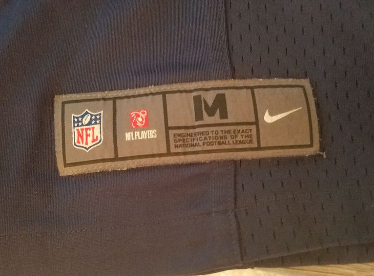 Seahawks Jersey - Medium