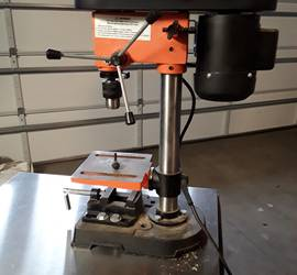"1/2"" Porrable Drill Press"
