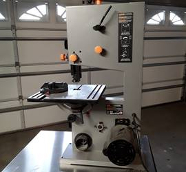 Portable Band Saw Multi Speed
