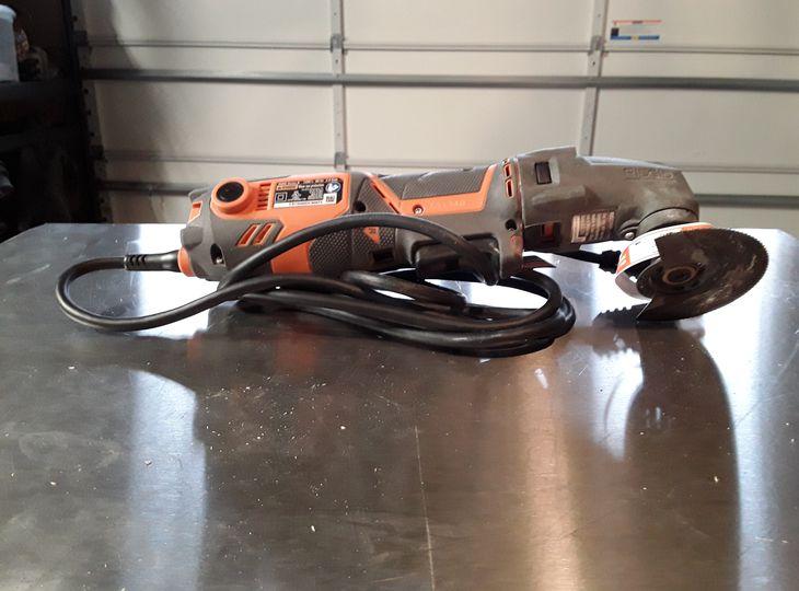 Variable Speed Multi-Purpose Oscillating Tool