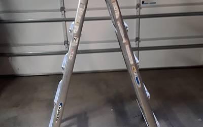 Ladder rental in Snoqualmie