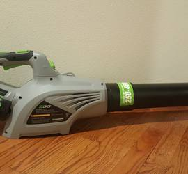 Leaf Blower - Rechargeable Battery
