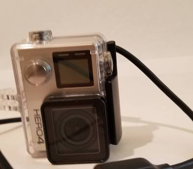 GoPro Hero 4 - Barely Used