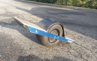 Onewheel V1.