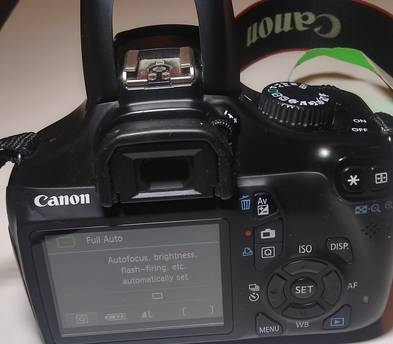 Canon EOS Rebel T3 Digital Camera DS126291 Digital Camera with EF-S 18-55mm
