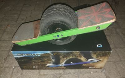 Electric skateboard rental in Lakeville