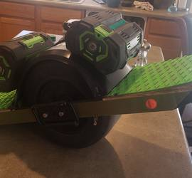 Onewheel Plus with Range Extender