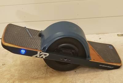 "Onewheel+ XR ""teal stoke machine"""