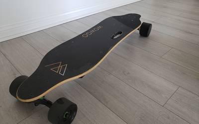 Meepo electric skateboard rental in Toronto