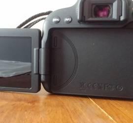Canon T7i Rebel photo/video camera