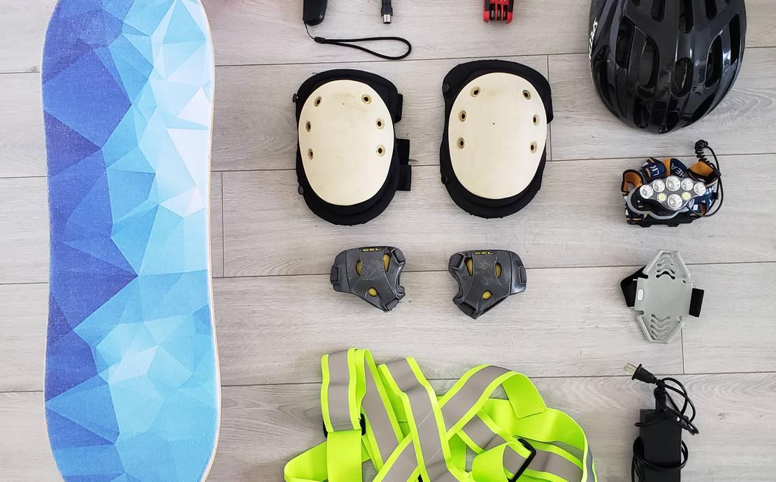 WowGo 2S Electric Skateboard 25km Range