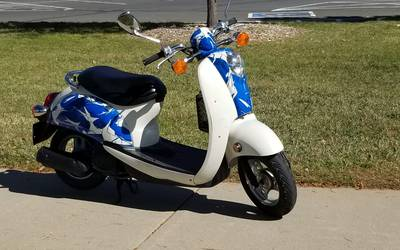 Scooter rental in Denver