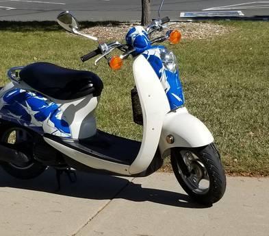 Honda Metropolitan Scooter(s)