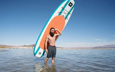 Stand up paddle board rental in San Diego