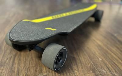 Electric skateboard rental in Boise