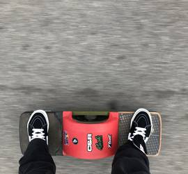 One wheel xr
