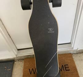 WowGo 3 Electric Longboard