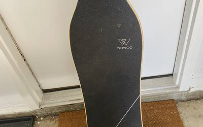Boosted Electric Skateboard rental in Hoffman Estates