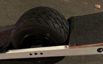Onewheel XR w/ Flight Fins