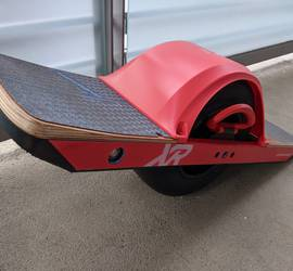 OneWheel+ XR (Red, Hypercharger)