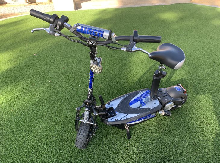 UberScoot 1600w scooter