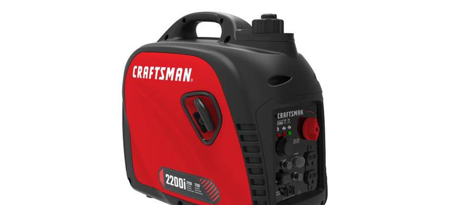 Craftsman 2200 Watt Inverter Gasoline Generator