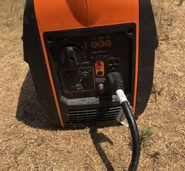 WEN 2000 watt generator