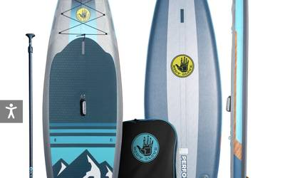 Stand Up Paddle Board rental in Des Moines