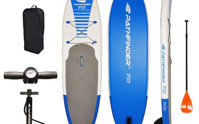 Stand up paddle board rental in Denver
