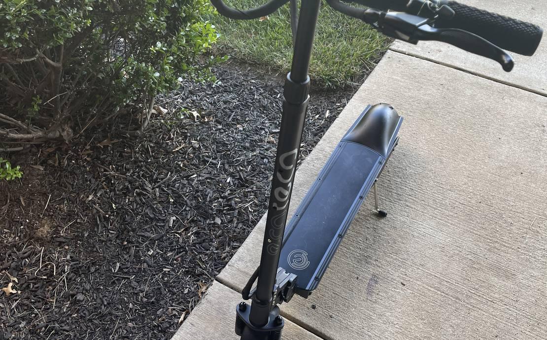 ecoreco scooter