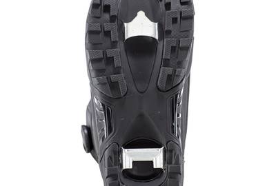 Burton Snowboard with K2 Clicker bindings & boots