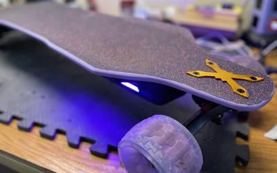 Backfire Zealot S electric skateboard