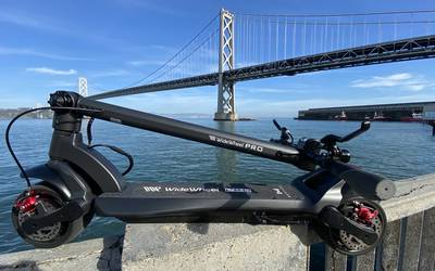 Electric mobility rental in San Francisco