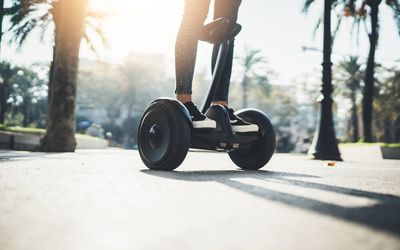 Segway rental in San Francisco