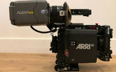 Film equipment rental in Huntington Beach