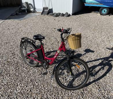 Nakto pedal-assist Electric bike