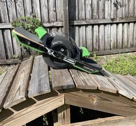 Onewheel XR GROWLER with Burris Treaded Tire, Kush Rear Pad