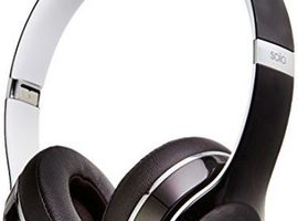 Beats By Dre Solo 2 Luxe Edition On-Ear Headphones | Black (WIRED)